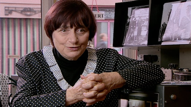 Agnès Varda on LA POINTE COURTE