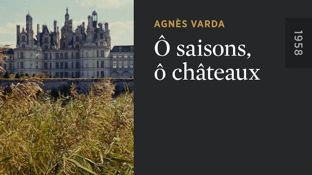 Ô saisons, ô châteaux