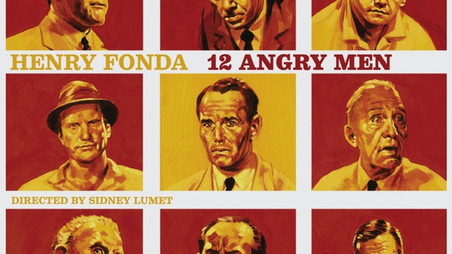 12 ANGRY MEN Edition Intro