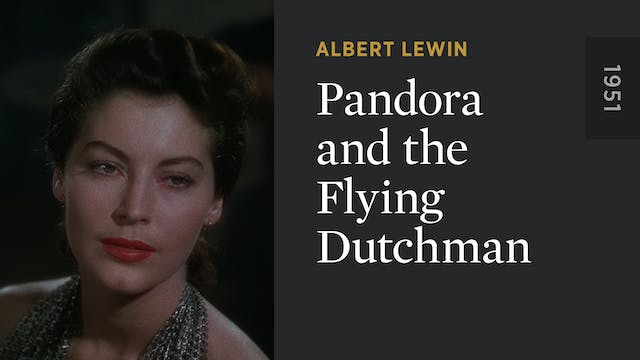 Pandora and the Flying Dutchman