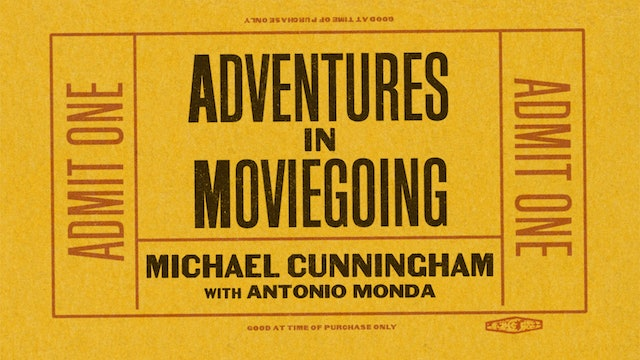 Michael Cunningham in Conversation