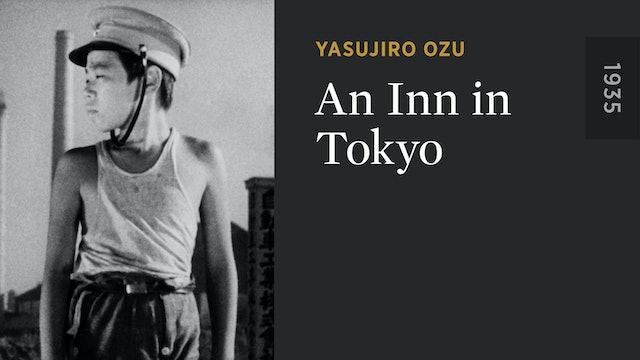 An Inn in Tokyo