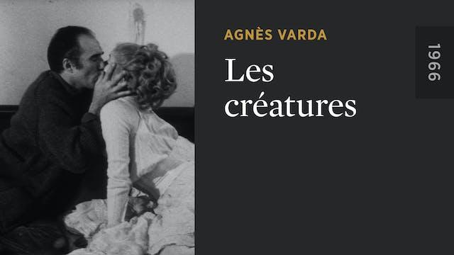 Les créatures