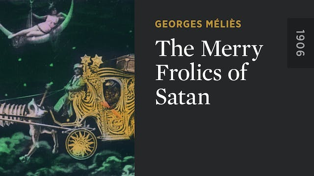 The Merry Frolics of Satan
