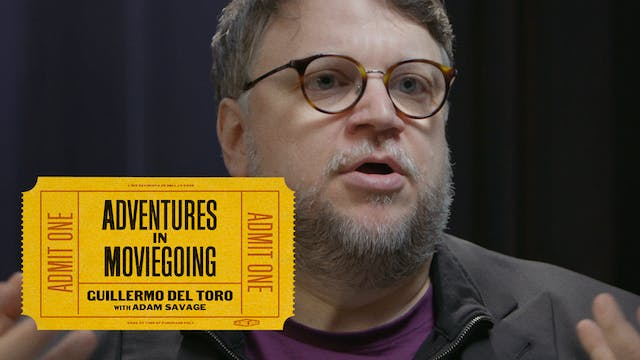 Guillermo del Toro on BEAUTY AND THE ...