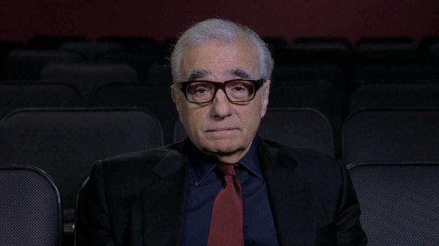 Martin Scorsese on TAIPEI STORY