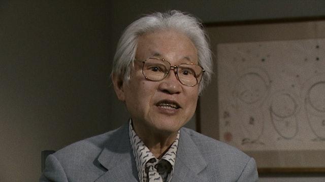 Tadao Sato on TWENTY-FOUR EYES
