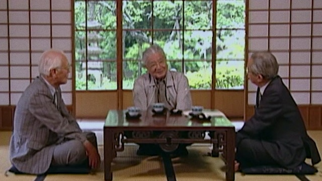 Ozu's Films from Behind the Scenes