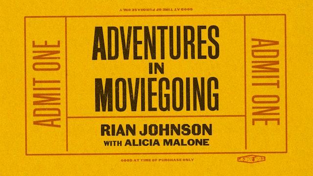 Rian Johnson in Conversation