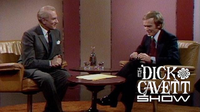 Dick Cavett Interviews Laurence Olivier, 1973