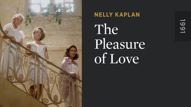 The Pleasure of Love