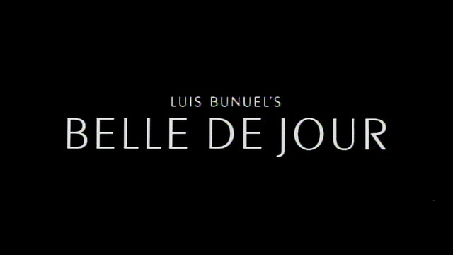 BELLE DE JOUR U.S. Rerelease Trailer