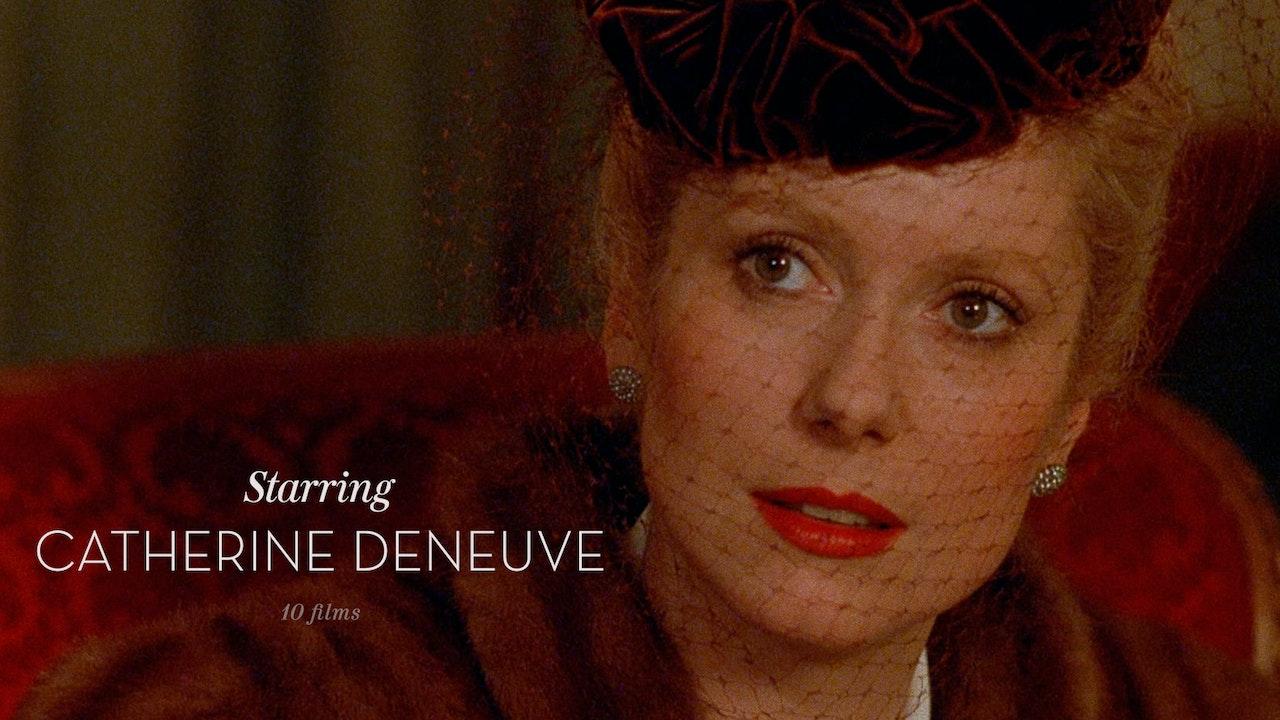 Starring Catherine Deneuve
