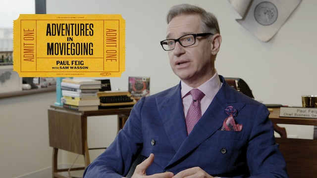 Paul Feig on WITHNAIL AND I