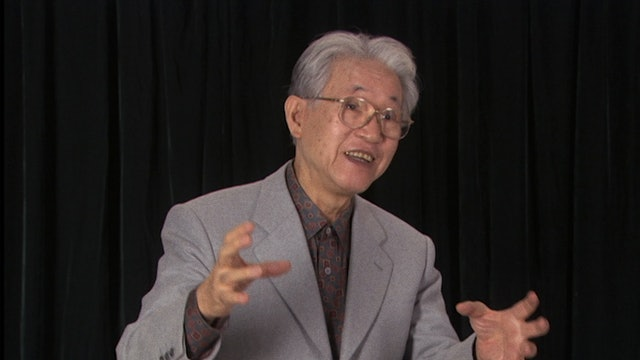 Tadao Sato on THE ONLY SON