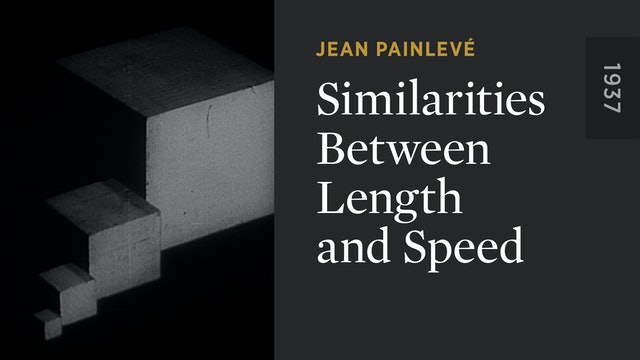 Similarities Between Length and Speed
