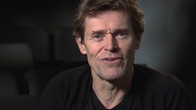Willem Dafoe: Agent of Fantasy