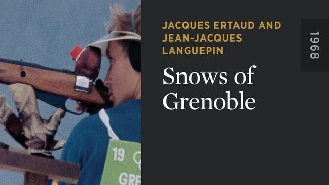 Snows of Grenoble