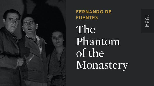 The Phantom of the Monastery