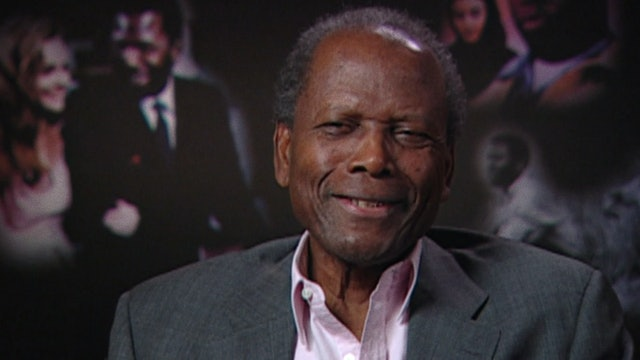 Sidney Poitier on IN THE HEAT OF THE NIGHT