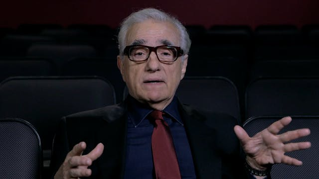 Martin Scorsese on LIMITE
