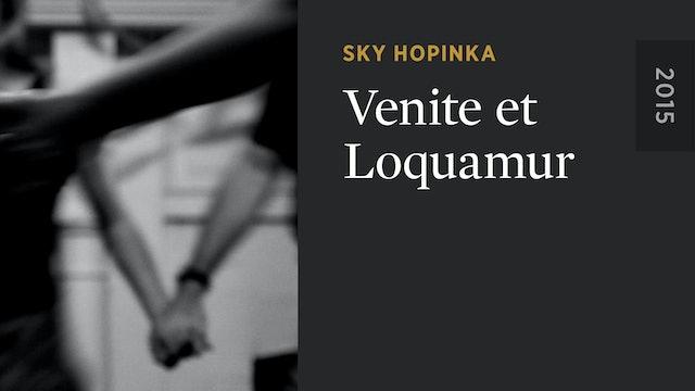 Venite et Loquamur