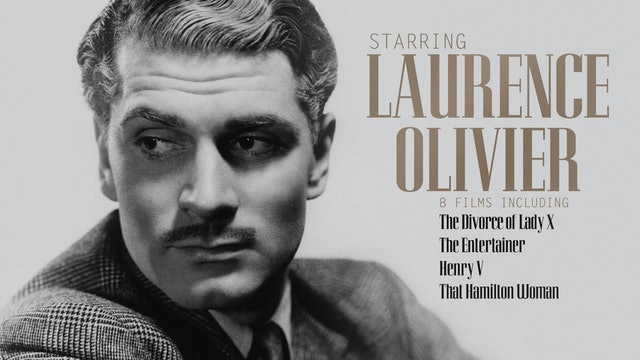 Starring Laurence Olivier