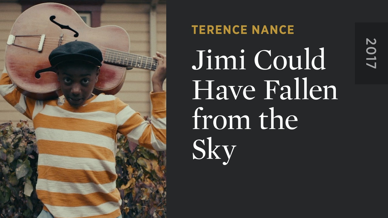 Jimi Could Have Fallen from the Sky