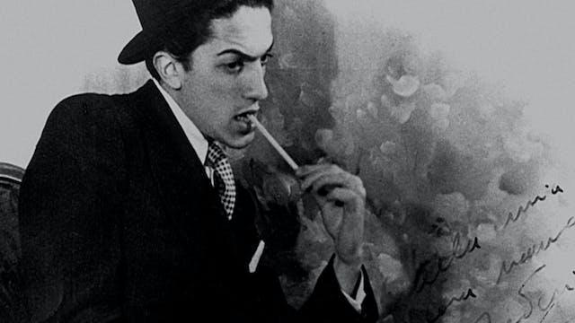 Gideon Bachmann and Fellini's Friends...