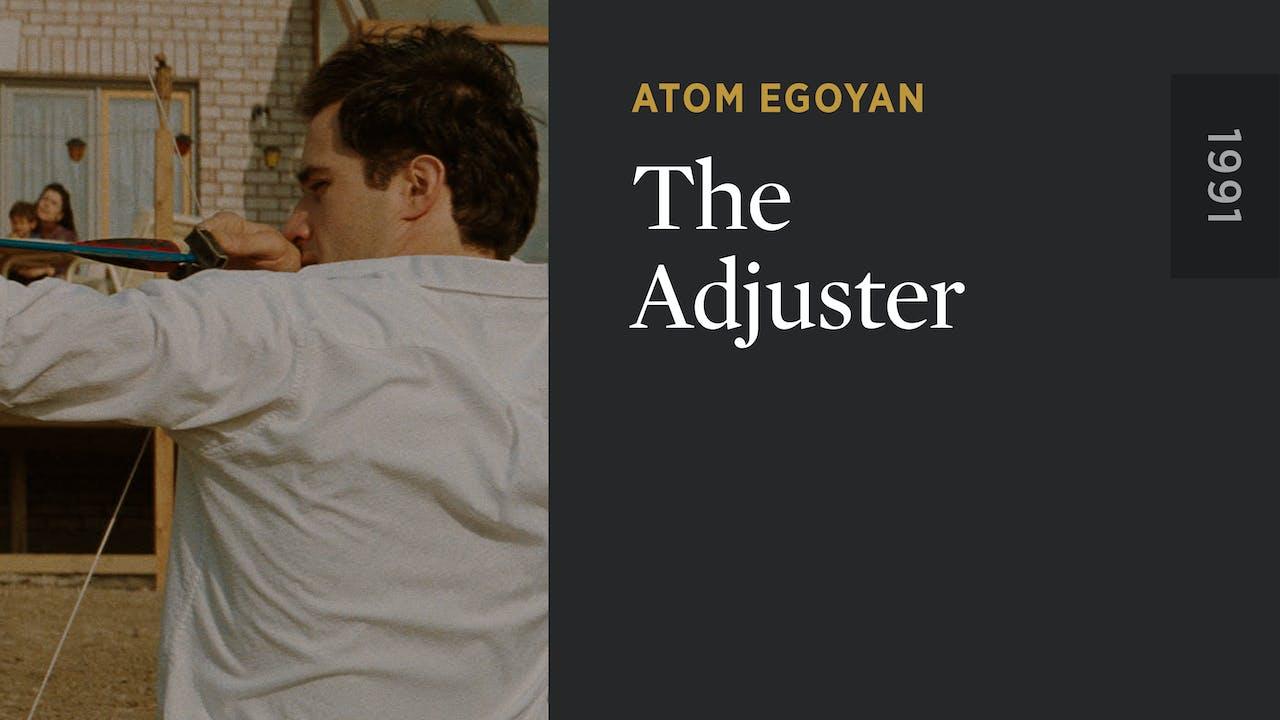 The Adjuster (1991) Comedy, Drama