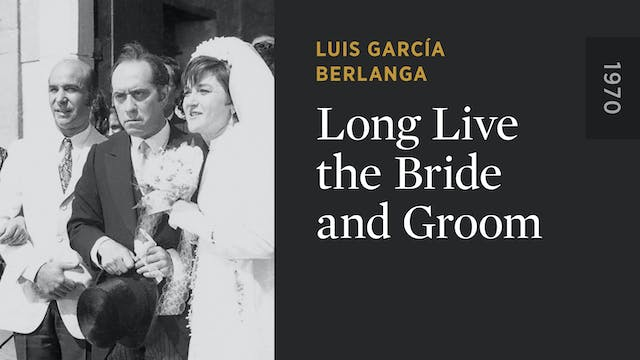 Long Live the Bride and Groom