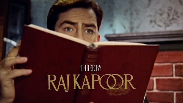 Three by Raj Kapoor Teaser
