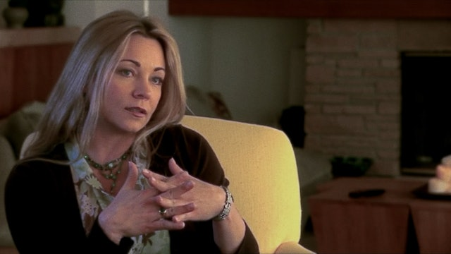 Theresa Russell on BAD TIMING
