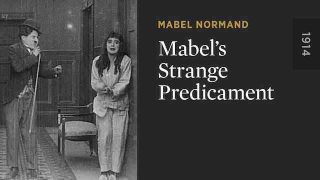 Mabel's Strange Predicament
