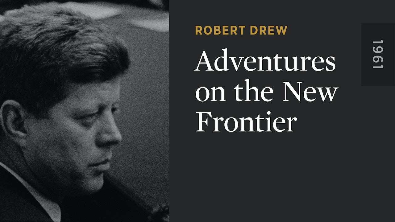 Adventures on the New Frontier
