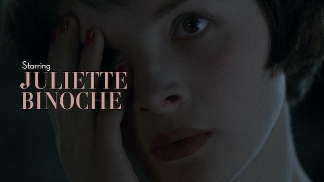 Starring Juliette Binoche Teaser