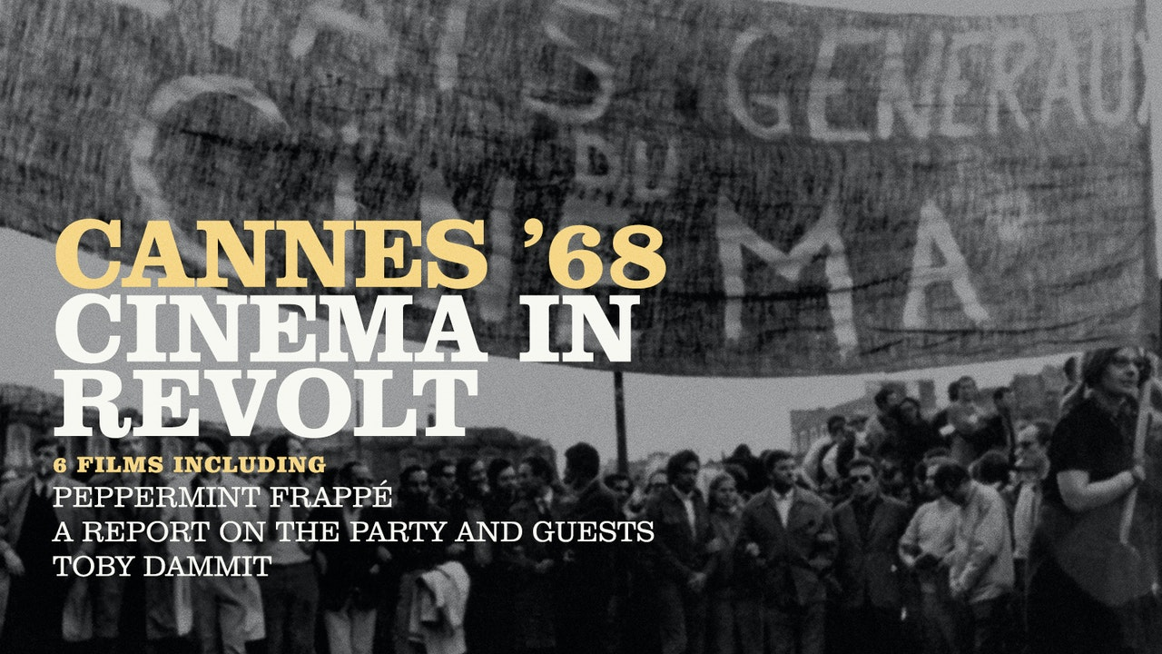 Cannes '68: Cinema in Revolt