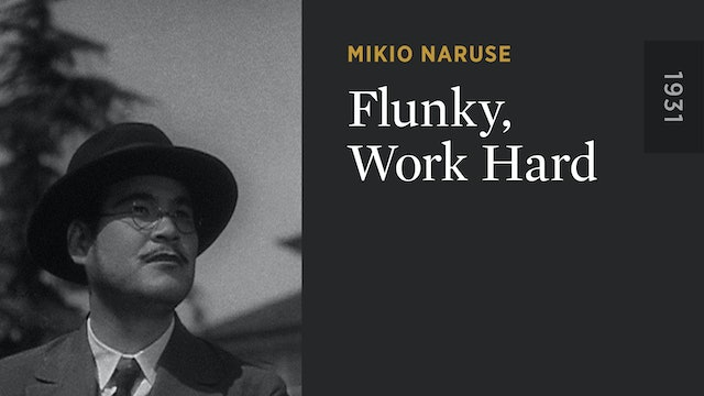 Flunky, Work Hard