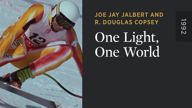 One Light, One World