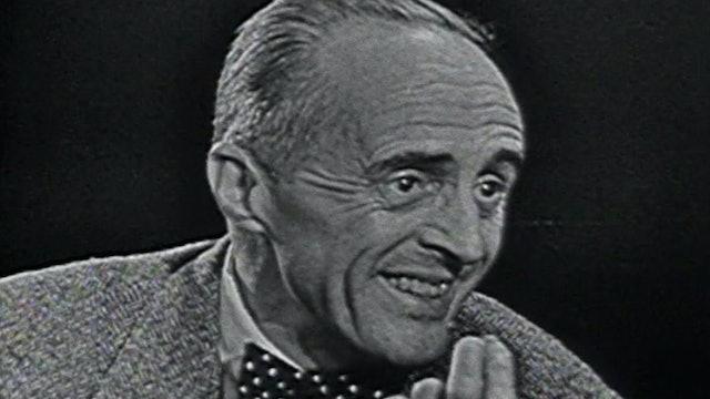 René Clair on LE MILLION