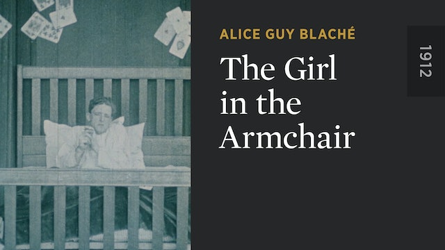 The Girl in the Armchair