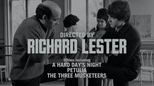 Directed by Richard Lester
