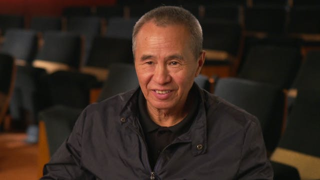 Hou Hsiao-hsien on FLOWERS OF SHANGHAI