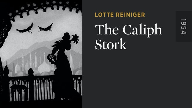 The Caliph Stork