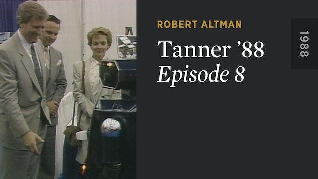 TANNER '88: Episode 8