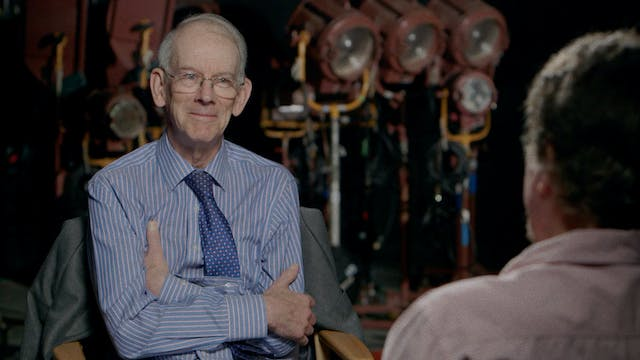 Kevin Brownlow and Richard Correll on...