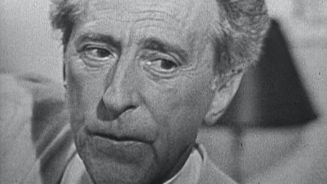 40 Minutes with Jean Cocteau