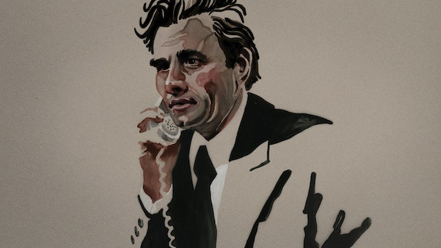 Peter Falk on MIKEY AND NICKY
