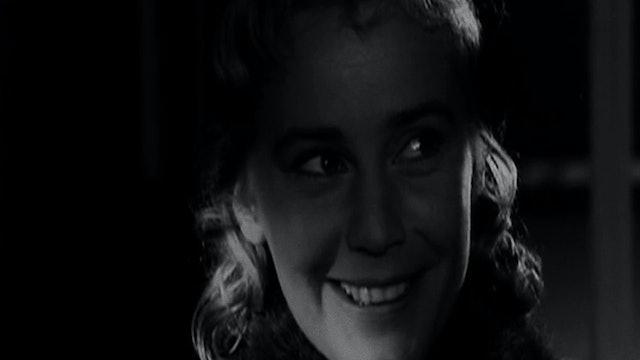 LE NOTTI BIANCHE Screen Test: Marcello Mastroianni and Maria Schell