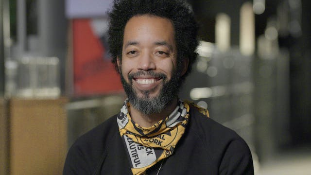 Wyatt Cenac on BOROM SARRET